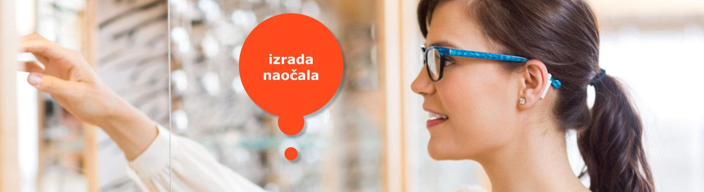 Odabir i izrada naočala